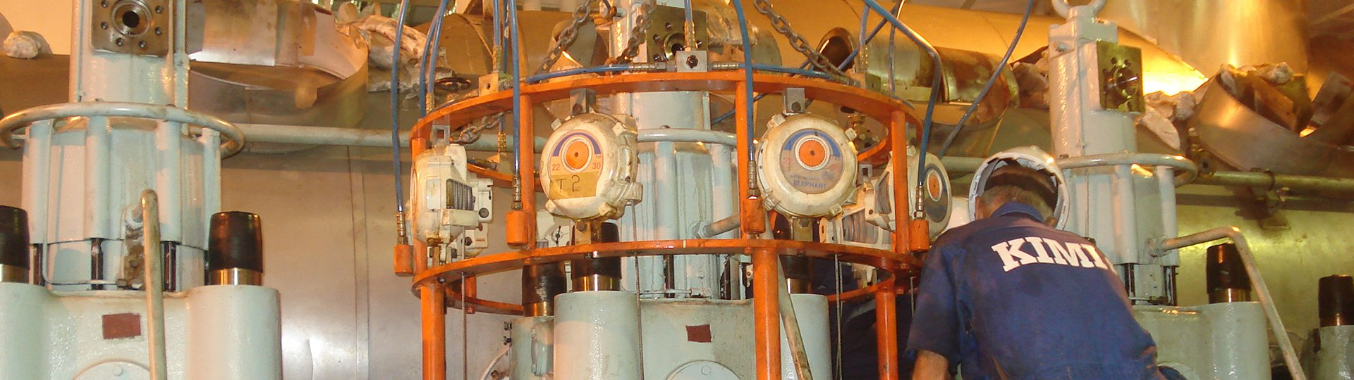 Main & Auxiliary Engine Overhaul